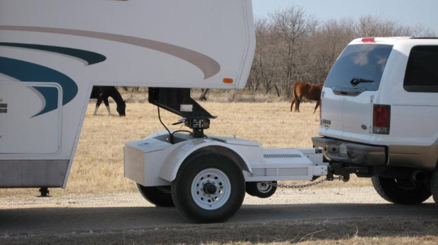 Fifth Wheel Truck Bumper : Th wheel and bumper pull pirate off
