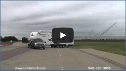 Maneuverability easy with Automated Safety Hitch