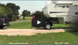 Recovery easy with Automated Safety Hitch