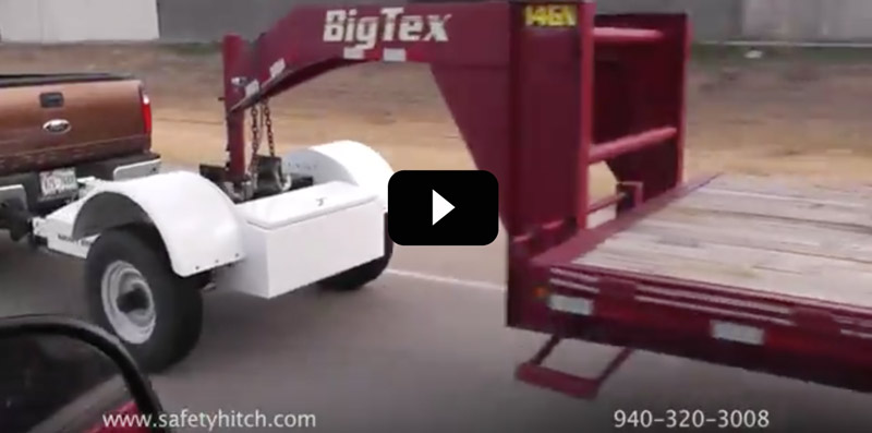 Highway Stability for trailering with the Automated Safety Hitch