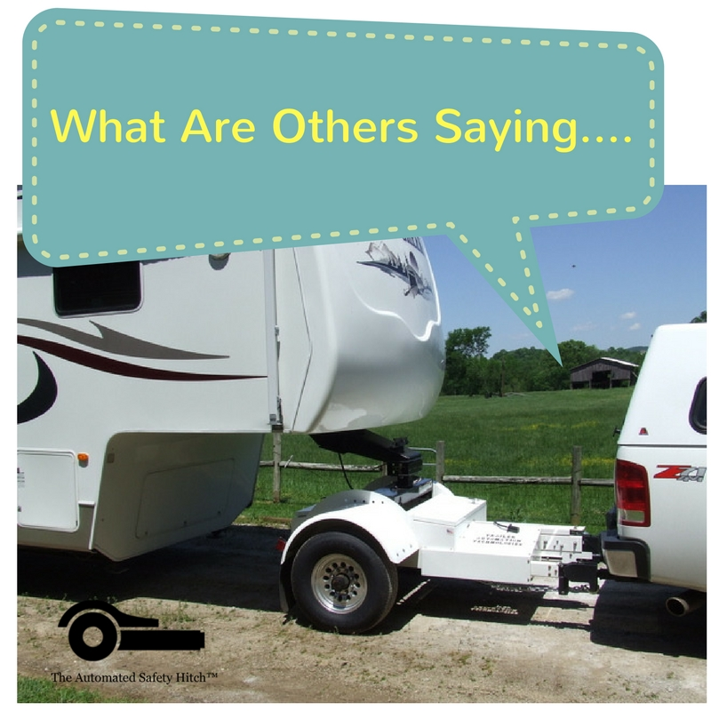 automated safety hitch what others saying